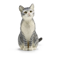 Schleich: Cat Sitting
