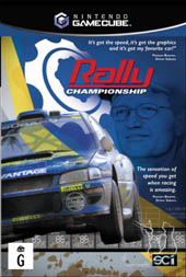 Rally Championship for GameCube