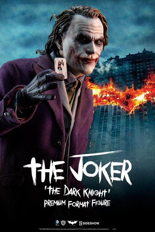 Batman: The Joker 'The Dark Knight' - Premium Format Figure