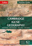 Cambridge IGCSE Geography Teacher Guide by John Belfield