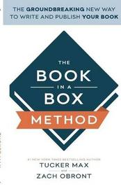 The Book in a Box Method by Tucker Max