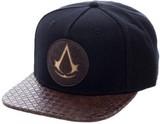 Assassins Creed: Logo Movie - Snapback Cap