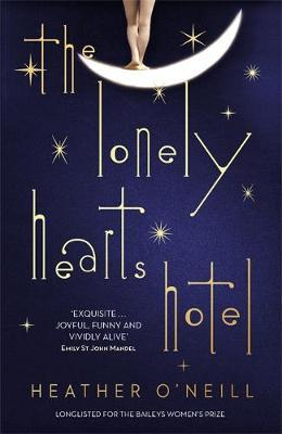 The Lonely Hearts Hotel by Heather O'Neill image