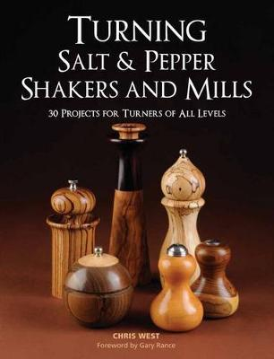 Turning Salt & Pepper Shakers and Mills by Chris West