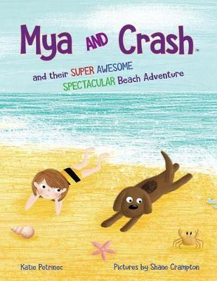 Mya and Crash by Katie Petrinec image