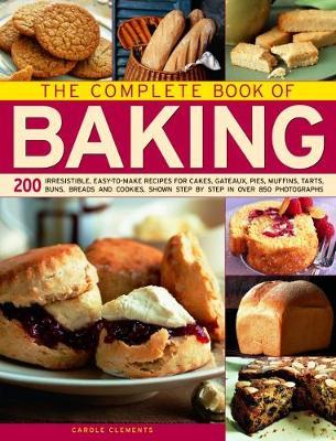 The Complete Book of Baking by Carole Clements image