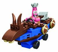 Mega Bloks: Construction Set - Patrick Racer