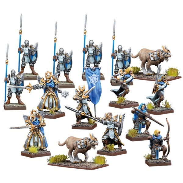 Kings of War Vanguard: Basilean Faction Starter