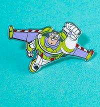 Toy Story Enamel Pin Badge - Buzz Lightyear image