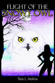 Flight of the Snowy Owl by Tara L. Molina image