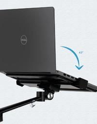 Gorilla Arms Laptop Floor Stand