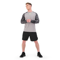 Canterbury: Mens Vapodri Pace 2-in-1 Shorts - Black (XL)