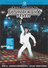 Saturday Night Fever - Special Edition on DVD