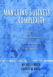 Managing Business Complexity by Michael J. North image
