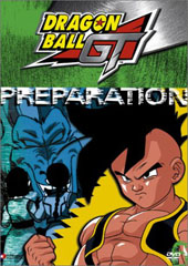 Dragon Ball GT Vol 06 - Preparation on DVD