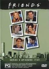 Friends Series 4 Vol 3 on DVD