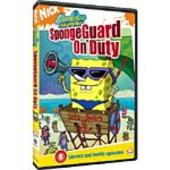 Spongebob Square Pants: Spongeguard On Duty on DVD