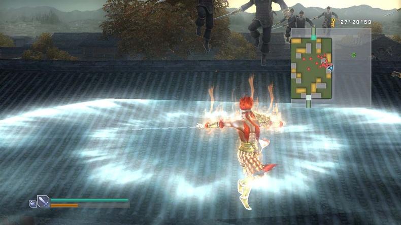 Dynasty Warriors: Strikeforce for Xbox 360 image