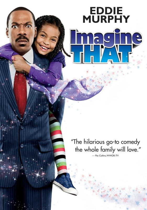 Imagine That on DVD