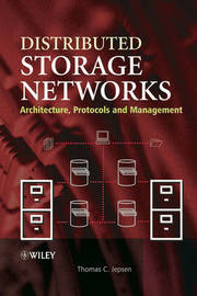 Distributed Storage Networks by Thomas C. Jepsen image