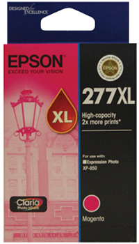 Epson Claria Ink Cartridge 277XL (Magenta)