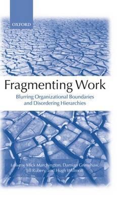 Fragmenting Work