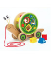 Hape: Walk Along Snail