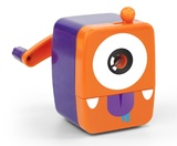 Mini Monsters: Sharpener - Orange