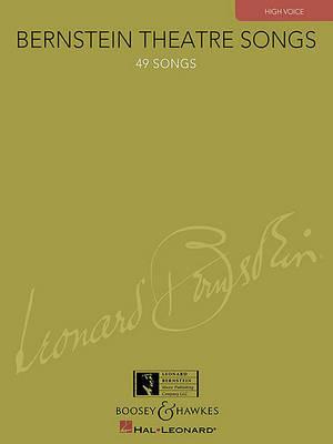 Bernstein Theatre Songs by Leonard Bernstein image