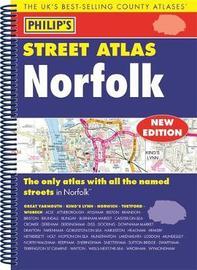 Philip's Street Atlas Norfolk by Philip's Maps