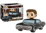 Supernatual - Baby with Dean Pop! Rides Vinyl Set (LIMIT - ONE PER CUSTOMER)