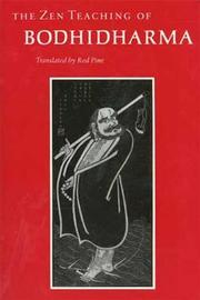 The Zen Teachings by Bodhidharma