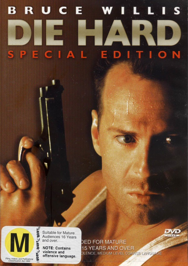Die Hard - Special Edition on DVD image
