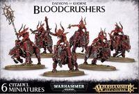 Warhammer Bloodcrushers of Khorne