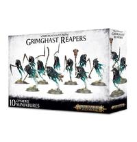 Warhammer Age of Sigmar Nighthaunt - Grimghast Reapers