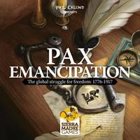 Pax Emancipation - Board Game
