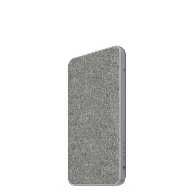 Mophie: Powerstation Mini (2019) 5,000 mAh Universal Battery - Gray