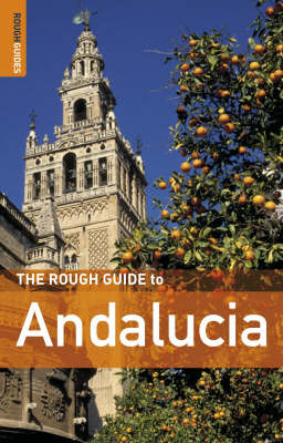 The Rough Guide to Andalucia by Geoff Garvey image