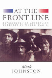 At the Front Line by Mark Johnston