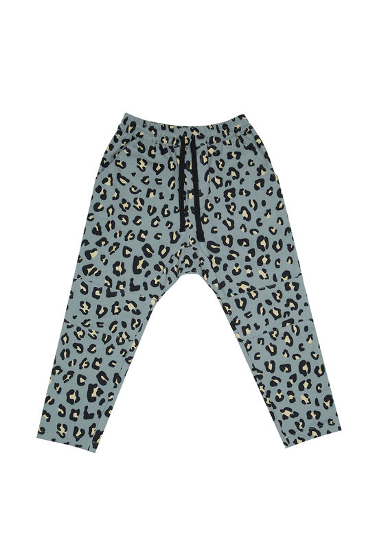 Zuttion Kids: Leopard Popo Pants - 7
