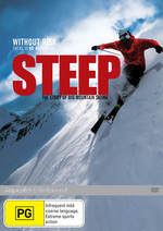 Steep on DVD