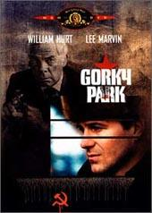 Gorky Park on DVD