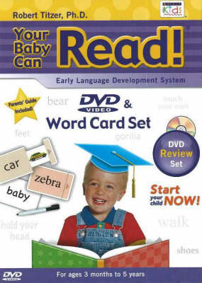 Your Baby Can Read!, DVD Review by Robert Titzer image