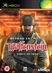 Return to Castle Wolfenstein: Tides of War for Xbox