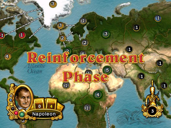 Risk Global Domination for PlayStation 2 image