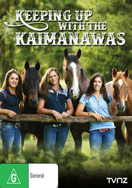 Keeping Up With The Kaimanawas on DVD