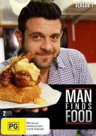 Man Finds Food: Season 1 on DVD