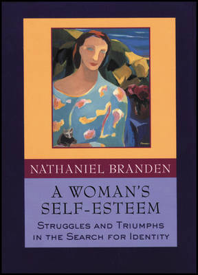 A Woman's Self-Esteem by Nathaniel Branden image