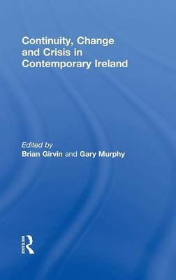 Continuity, Change and Crisis in Contemporary Ireland image