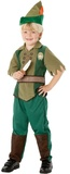 Disney: Kids Peter Pan Costume (Small)